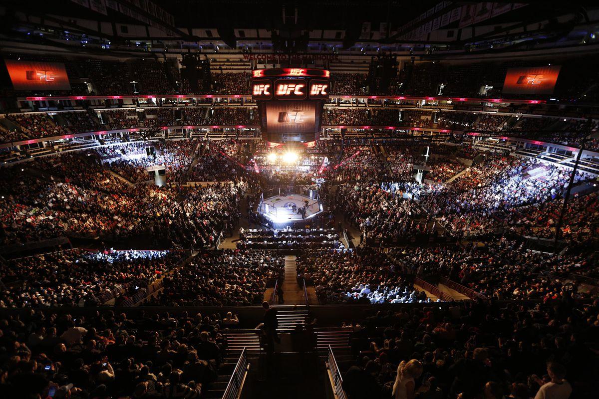 Gallery Photo: UFC on FOX 6 photos