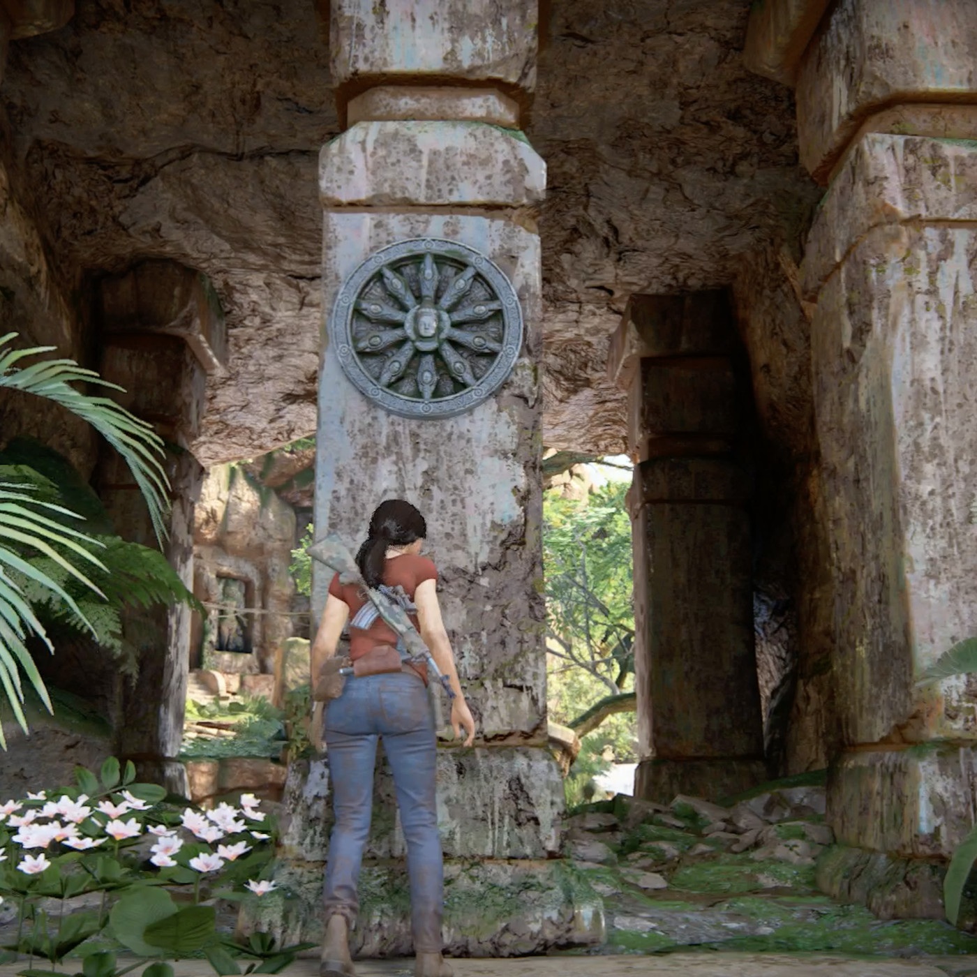 Uncharted The Lost Legacy Hoysala Tokens And Finding The Queen S