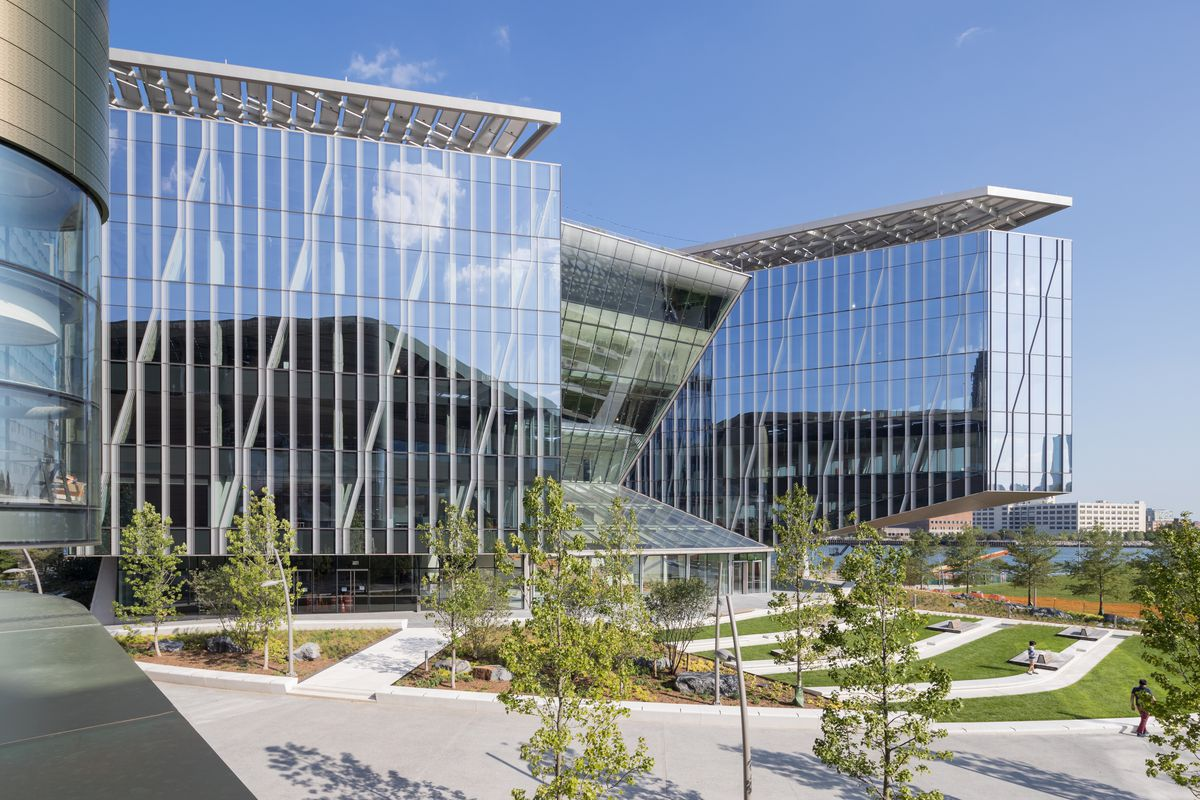 Cornell Tech's NYC campus on Roosevelt Island: architecture