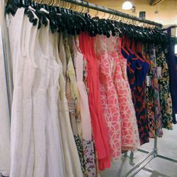 Summer-ready dresses by Lucca Couture, Silence & Noise and more for $39.99 and under (originally $58 and up). Plus, there's an entire wall of skirts for under $29.99.