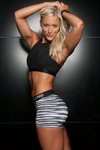 Nyc S Hottest Trainer 2015 Contestant 15 Amanda Butler