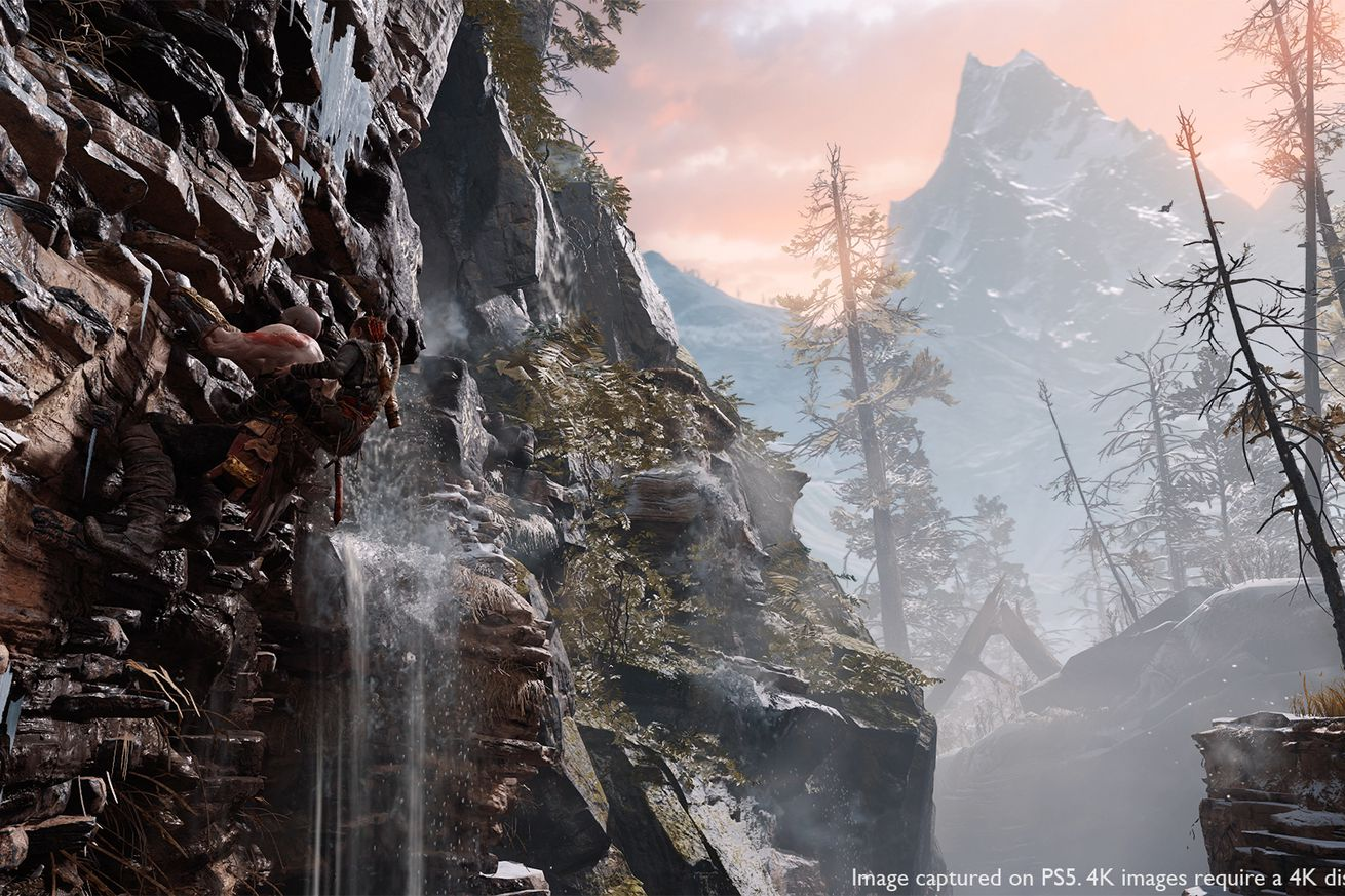 God of War is getting aPS5optimization patch tomorrow