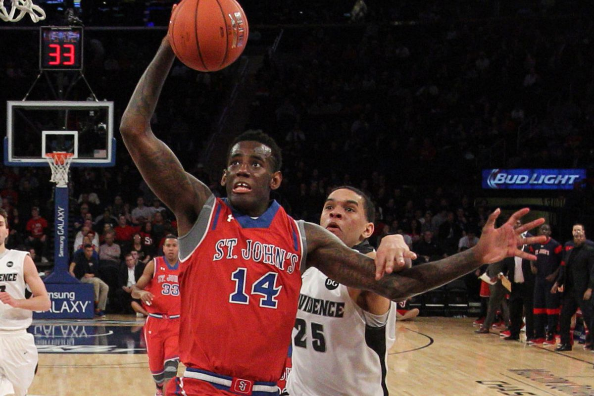 Jakarr Sampson is #77 on the Draft Express top 100 NBA Prospects