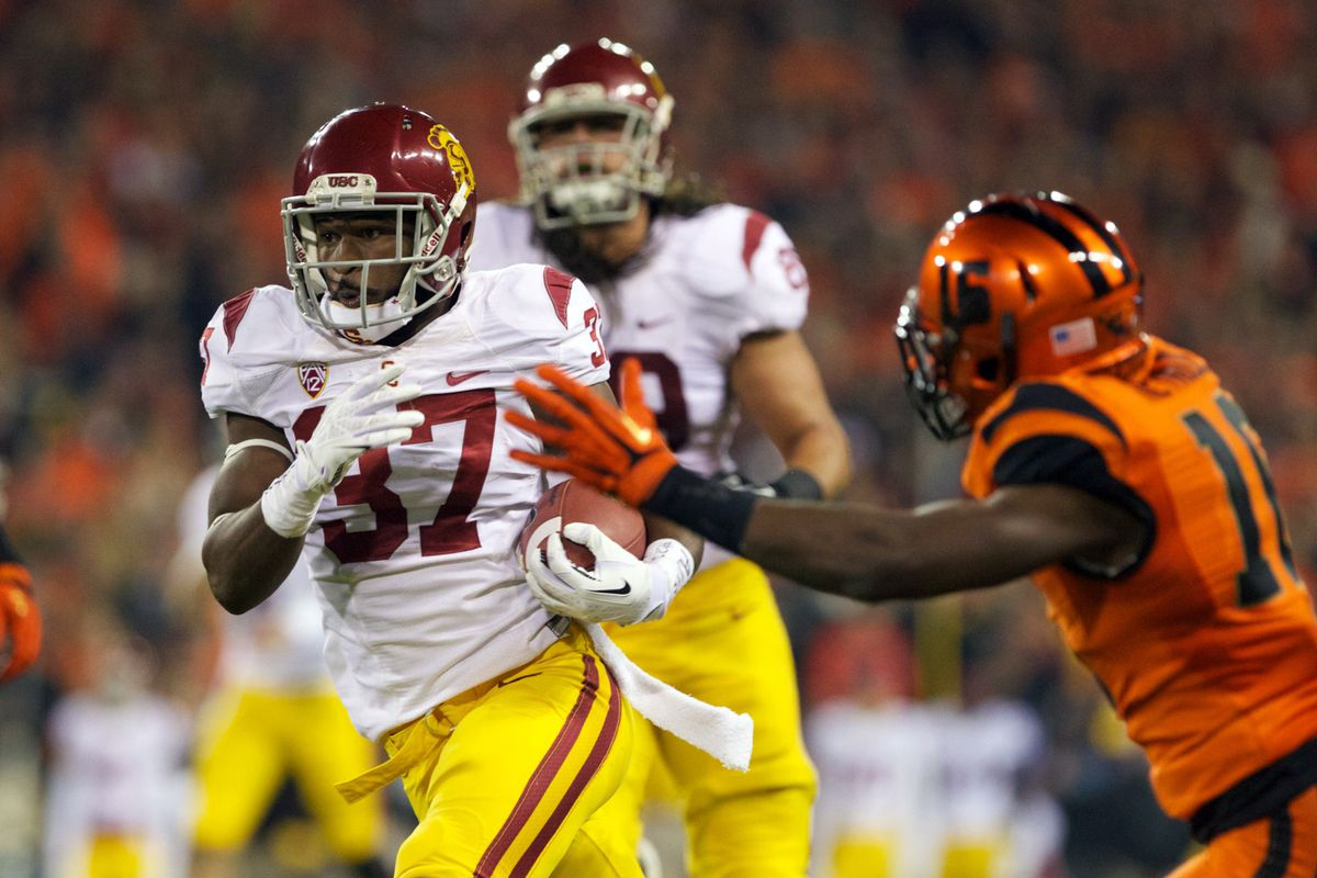 USC hasn't lost to Oregon State at home since 1960.