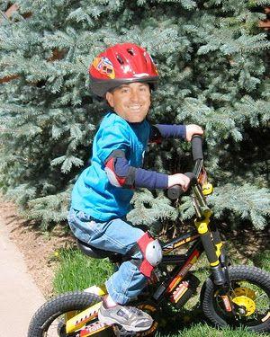 Nick Punto's new bike