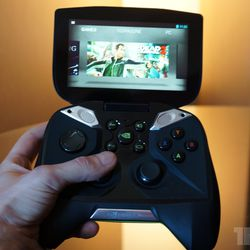 Nvidia Project Shield Hands On Video Preview The Verge