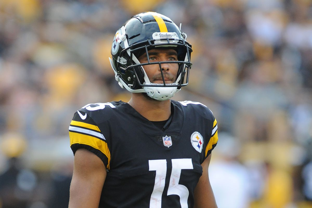 get cheap 58606 647b6 Pittsburgh Steelers 2019 Player Profile: WR Trey Griffey ...