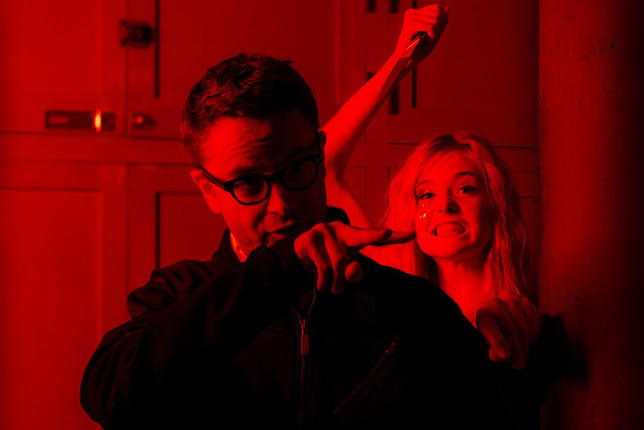 Nicolas Winding Refn and Elle Fanning talk Neon Demon, and the