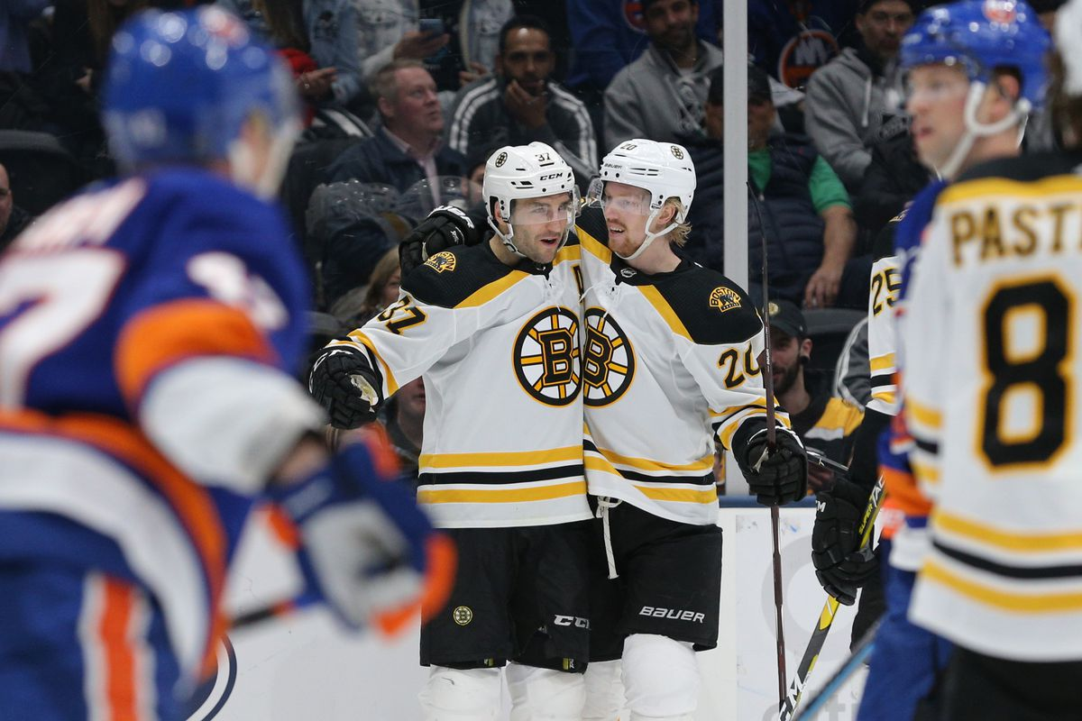 New York Islanders Vs Boston Bruins