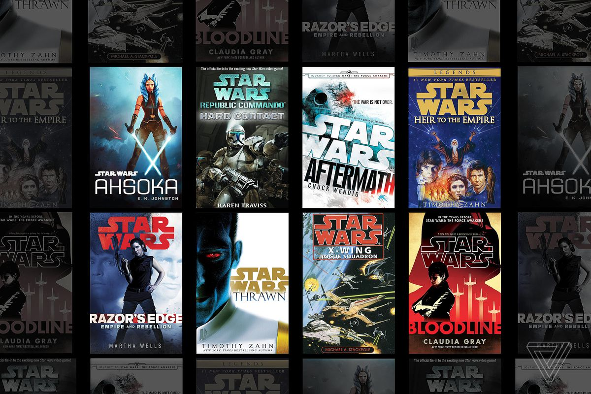 star wars reading list where to start after you finish the movies