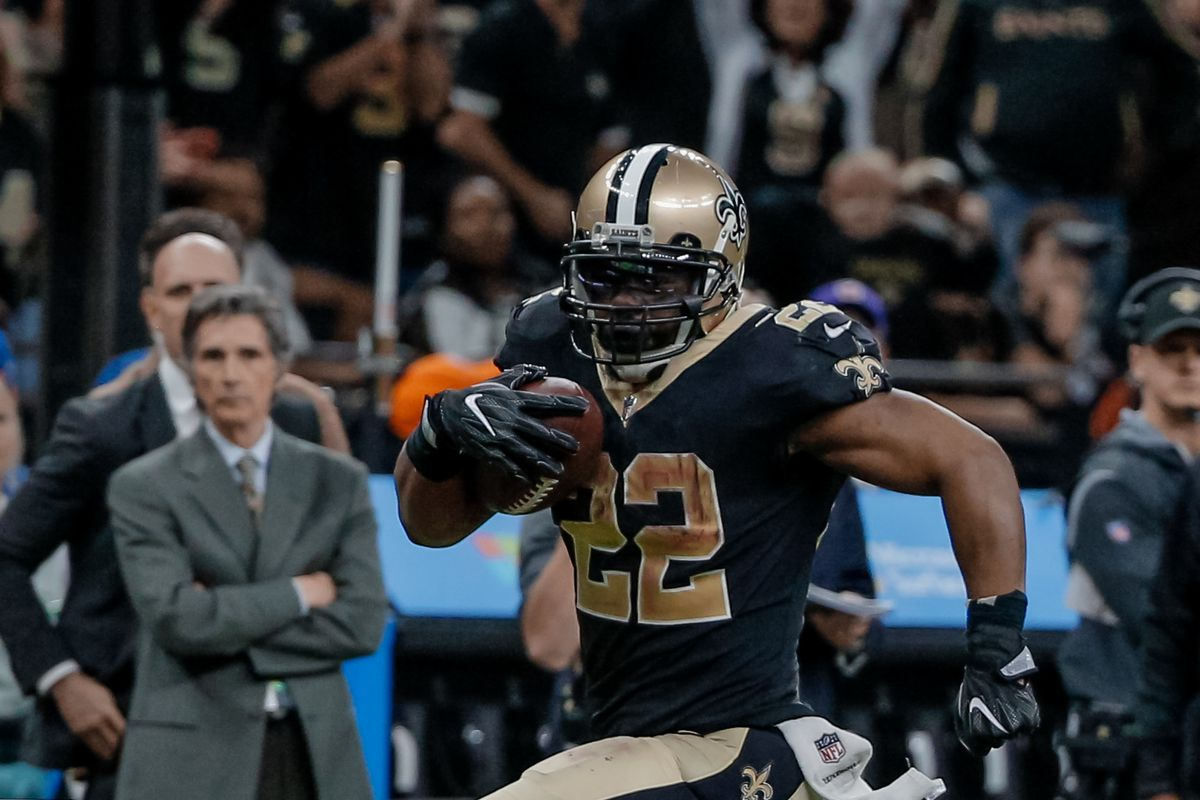 Former Buckeyes propel Saints to Wild Card victory over Panthers