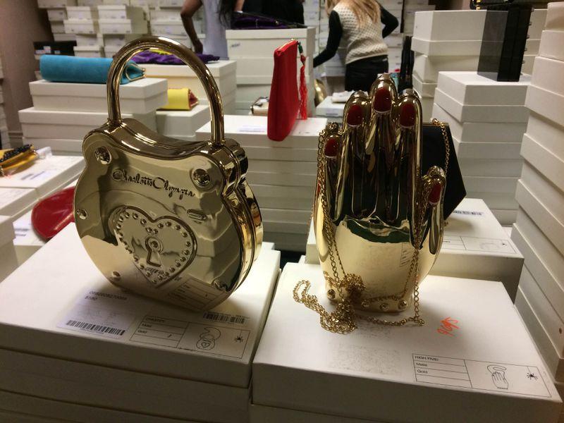 Kitty Flats Are $130 at Charlotte Olympia's Sample Sale - Racked NY