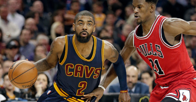 c13b96cfb12 Cavaliers trade Kyrie Irving to Celtics for Isaiah Thomas - Chicago  Sun-Times