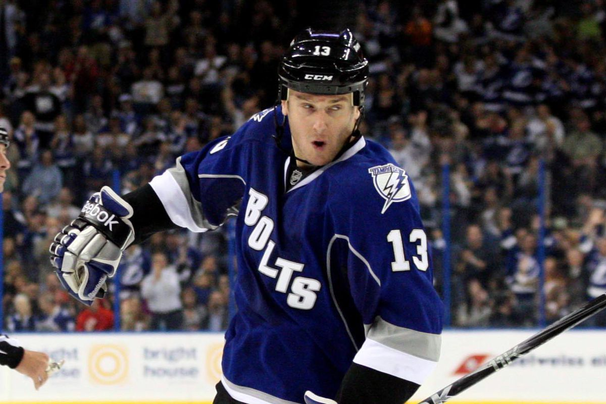 Pavel Kubina: This guys really, really loves this town.