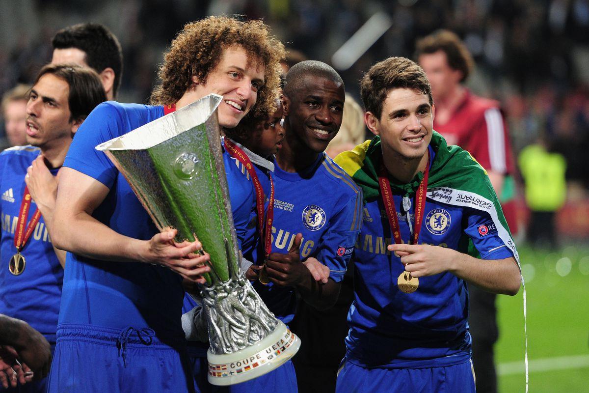 SL Benfica v Chelsea FC - UEFA Europa League Final