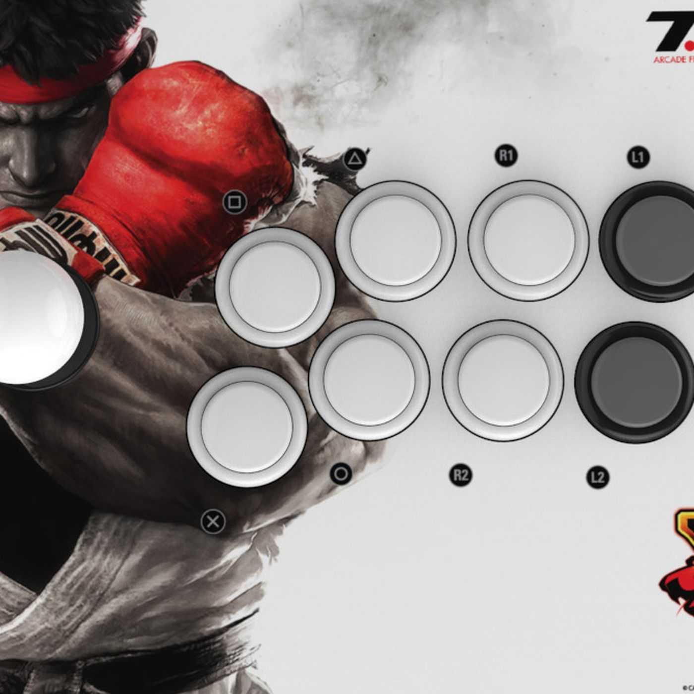 The Street Fighter 5 Arcade Stick Beginner S Guide For Pc Polygon
