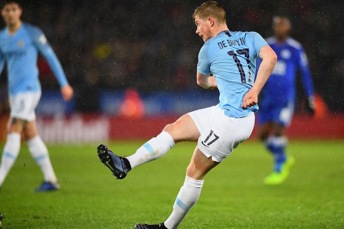 Kevin De Bruyne - Manchester City - Carabao Cup: Quarter Final