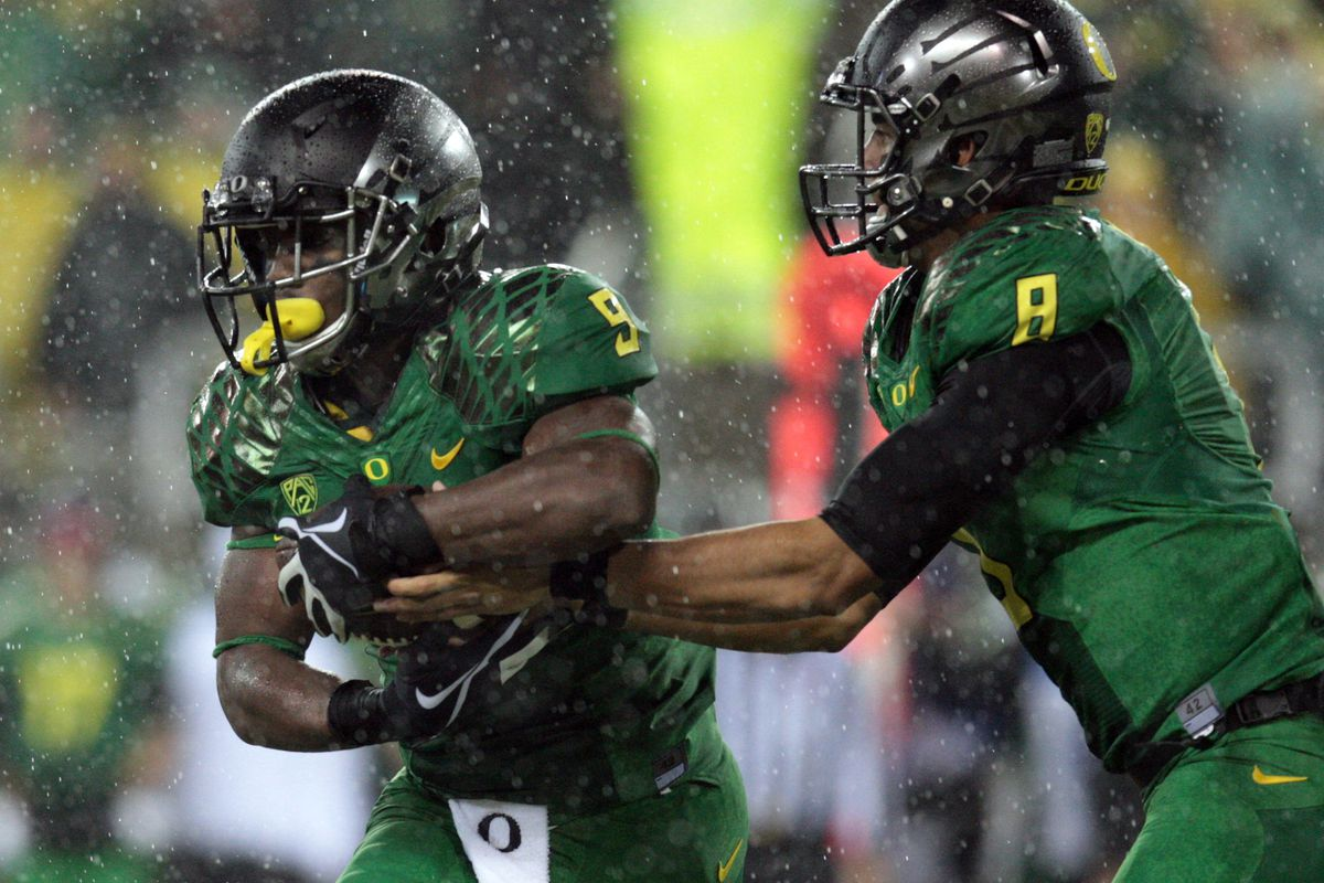 Simply put, Oregon's offense doesn't have any particularly weak spots for Washington to exploit.