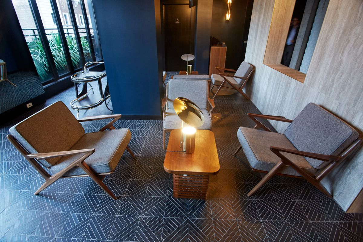 Hotel Henri Gifts Chelsea With A Top Floor Speakeasy