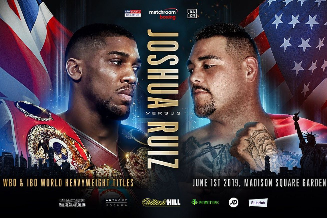 Joshua Ruiz.0 - Preview: Joshua vs Ruiz