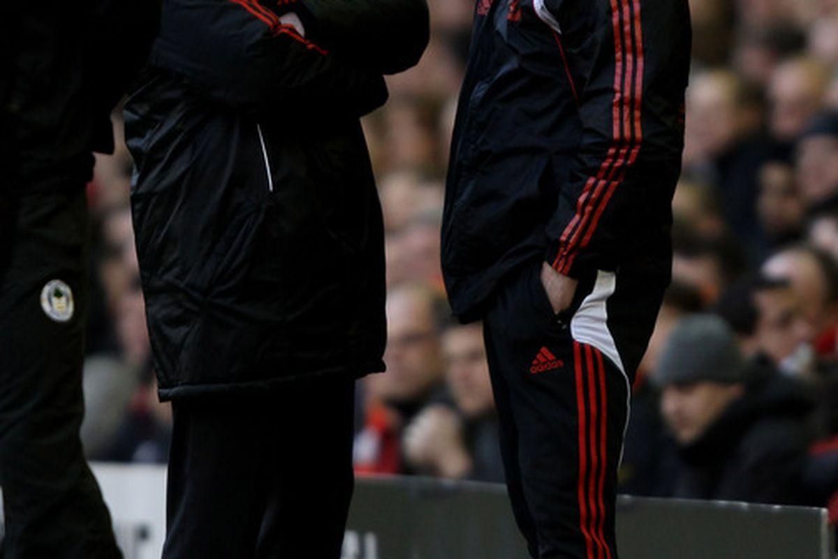 So Ancelotti smells that bad, eh?
