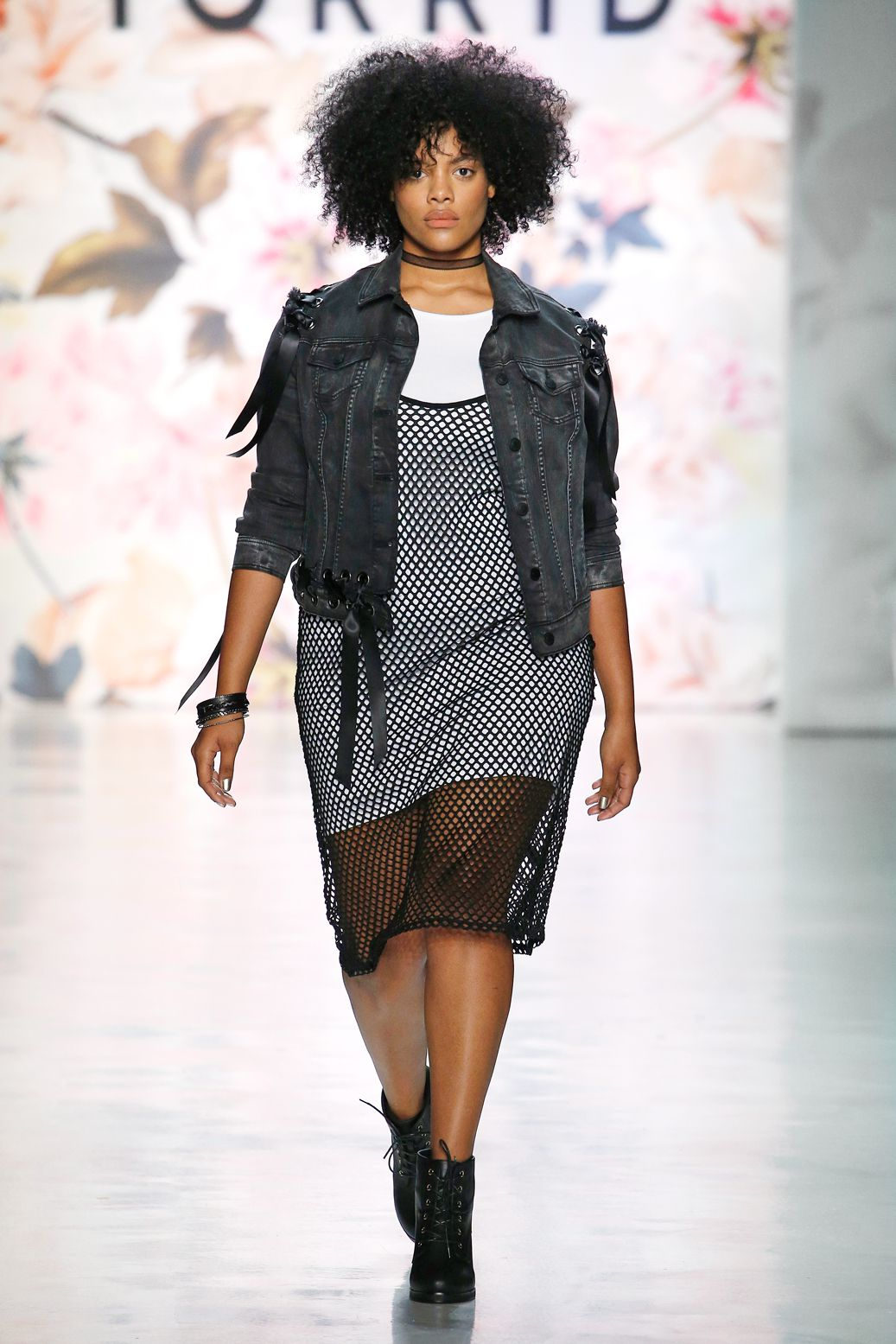 2962c0c1917 Torrid s NYFW Show Reaffirmed Fashion s Disdain for Fat People - Racked