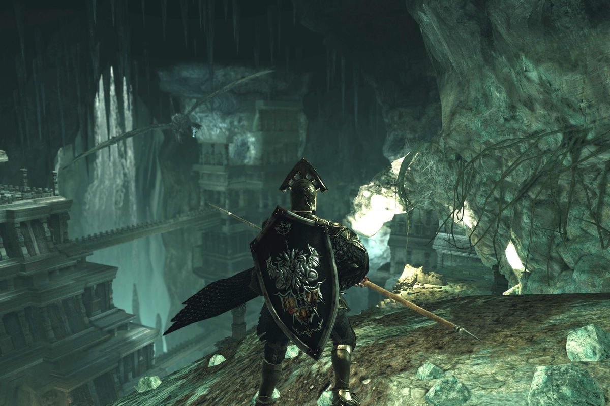 Dark Souls 2: Crown of the Sunken King guide - Polygon on dark souls 2 xbox one, dark souls 2 giant sword, dark souls 2 pursuer, dark souls 2 knight,