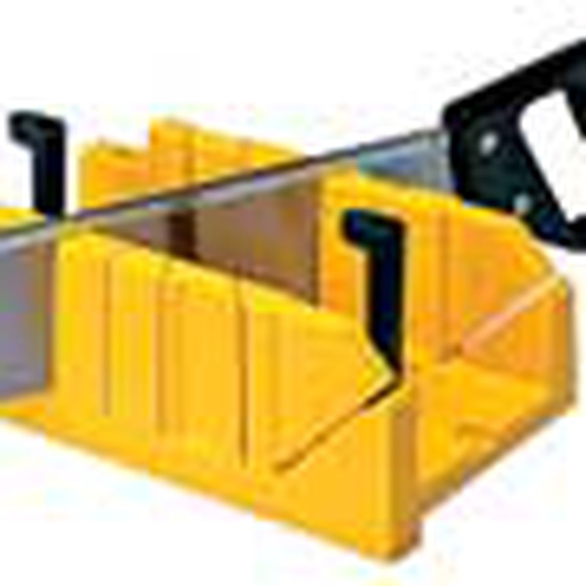 miterbox with saw
