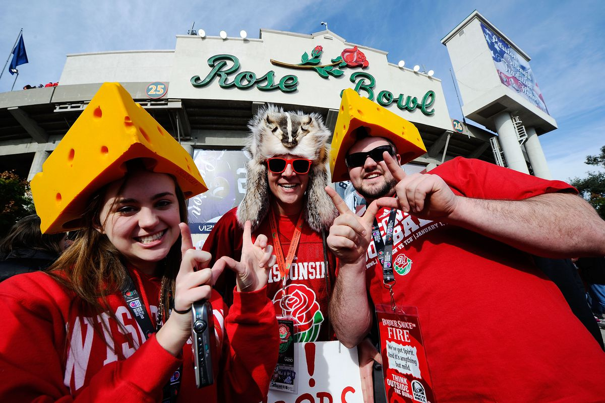 Badger football: Rose Bowl travel budget itinerary for ...