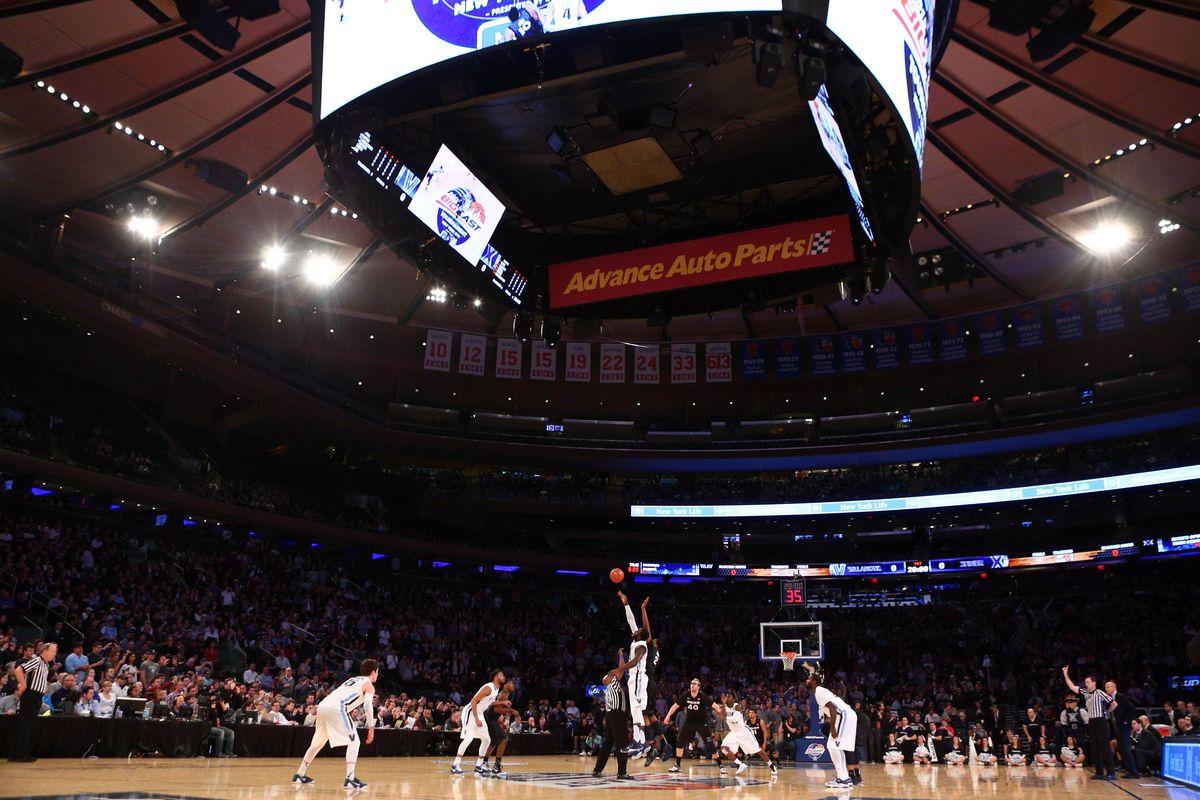 NCAA Basketball: Big East Tournament Final-Villanova vs Xavier