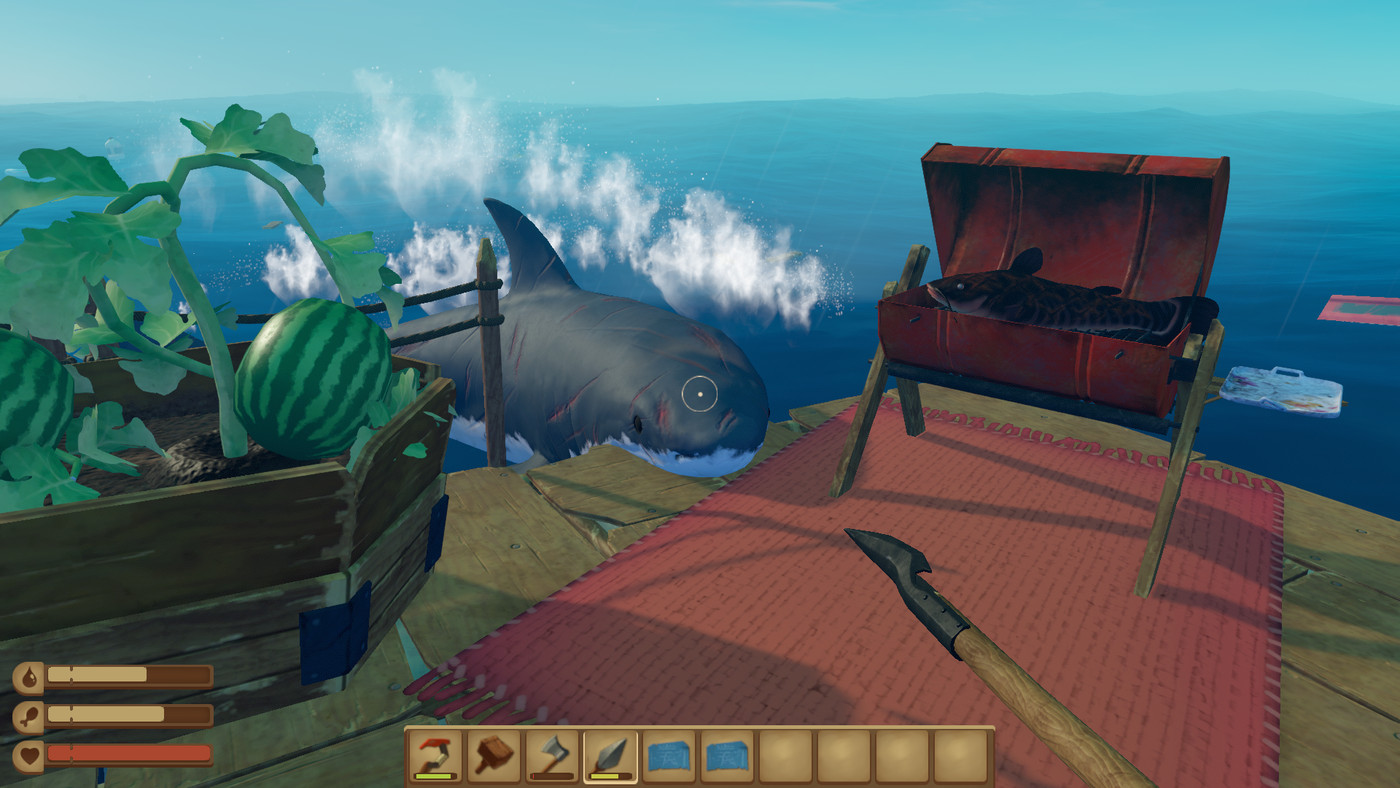 What's next for oceanic survival game Raft? - Polygon