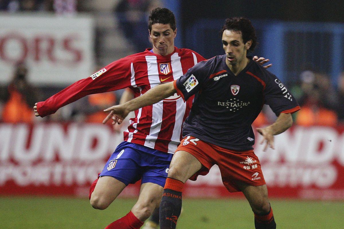 Atletico Madrid v Osasuna