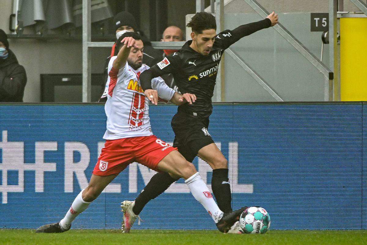 Jahn Regensburg - VfL Osnabrück
