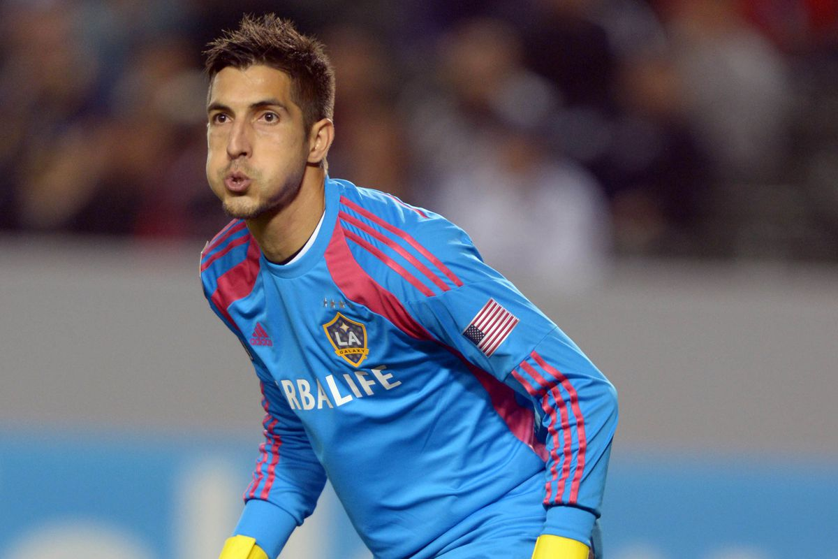 LA Galaxy 'keeper Jaime Penedo was immense in the second half of last night's CONCACAF Champions League win over Clulb Tijuana.