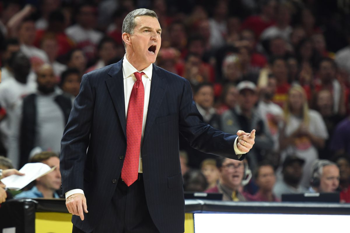 NCAA Basketball: Pittsburgh at Maryland