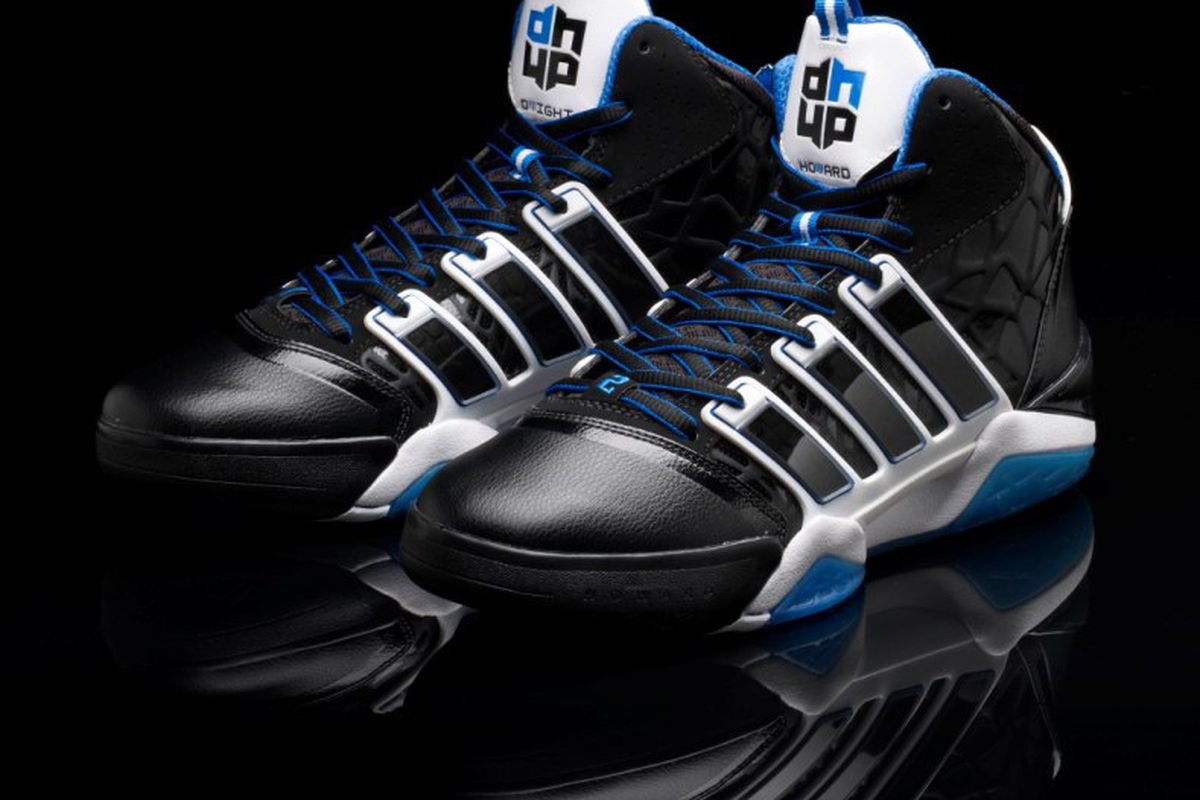 really comfortable great fit latest fashion Dwight Howard's New Shoe, the adiPower Howard 2.0: a Closer ...