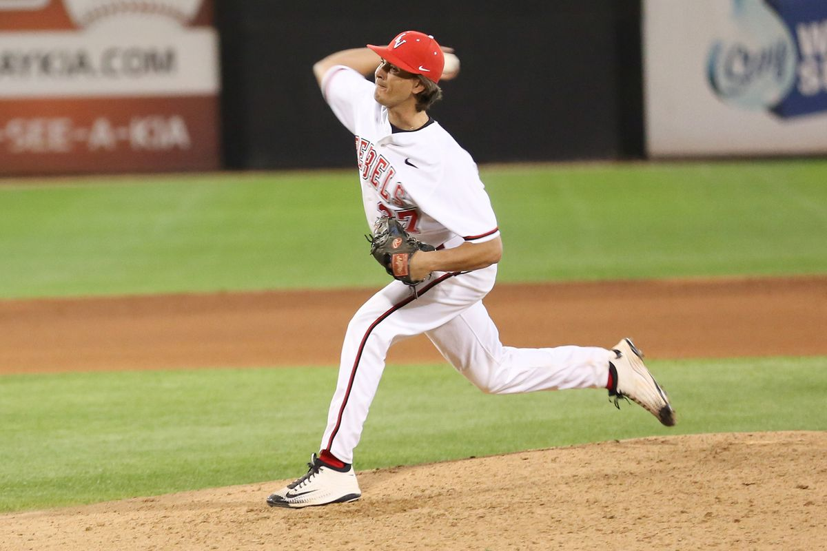 The Dodgers gave 14th-round pick Dean Kremer out of UNLV a reported $147,500.