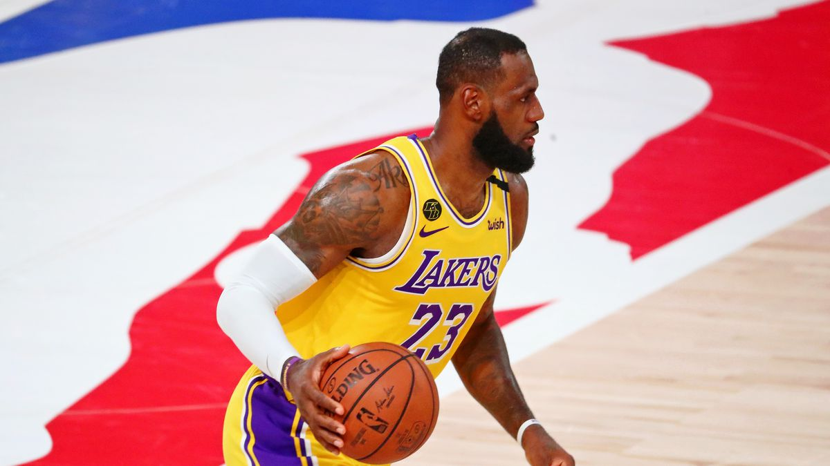NBA: Playoffs-Denver Nuggets at Los Angeles Lakers