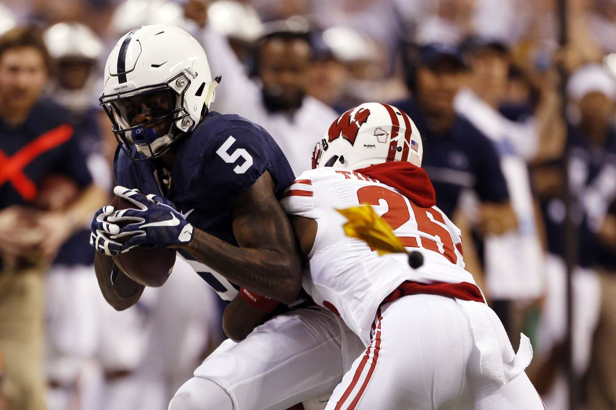 Penn State Nittany Lions-Wisconsin Badgers Kickoff Time ...