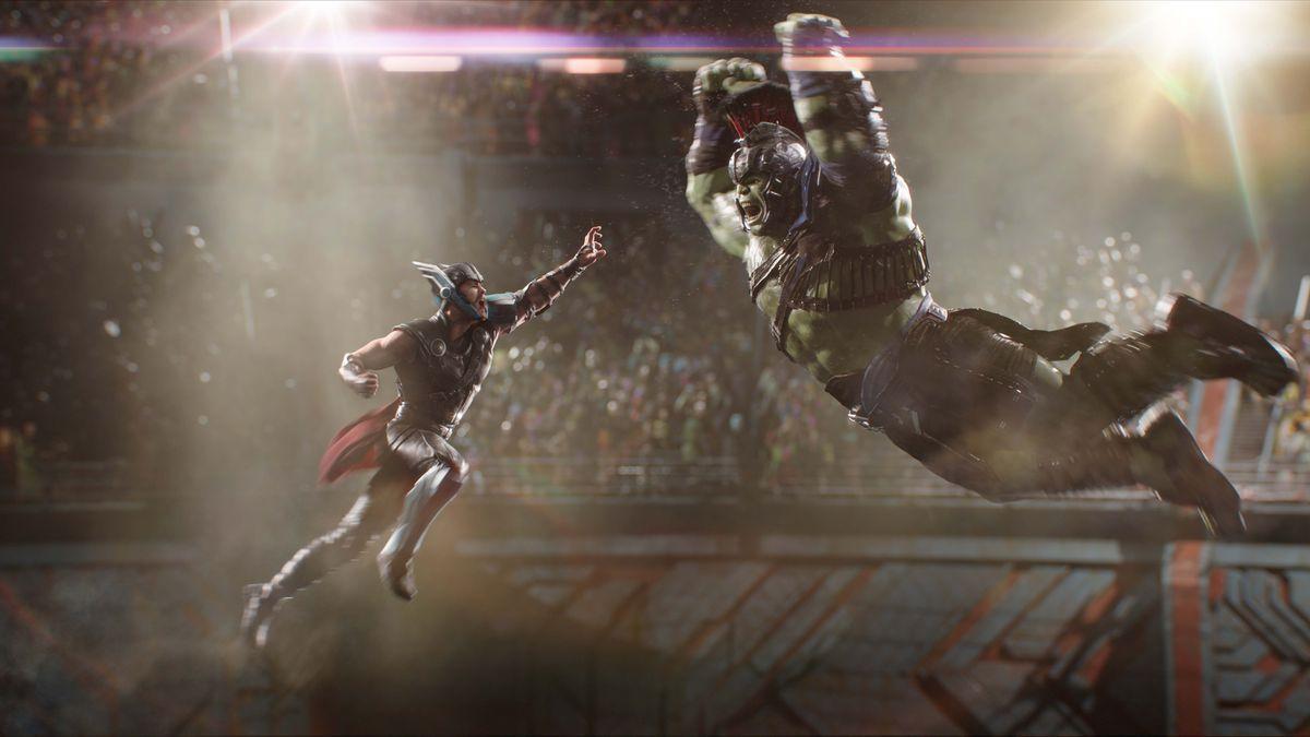 Thor Ragnarok Review Polygon