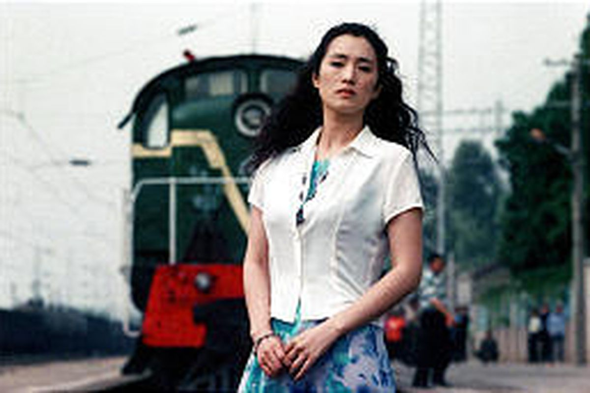 Chinese actress Gong Li plays Zhou Yu and also the film's narrator.