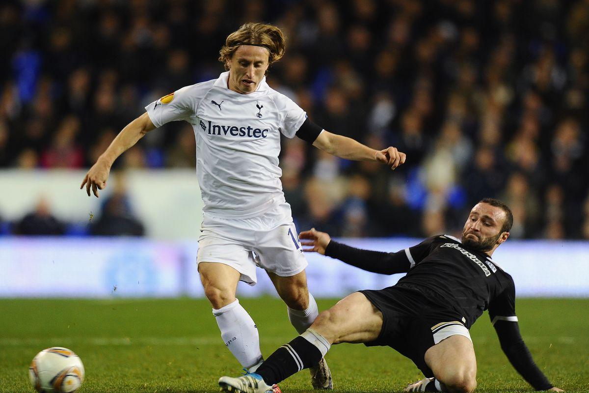 Tottenham Hotspur FC v PAOK FC - UEFA Europa League