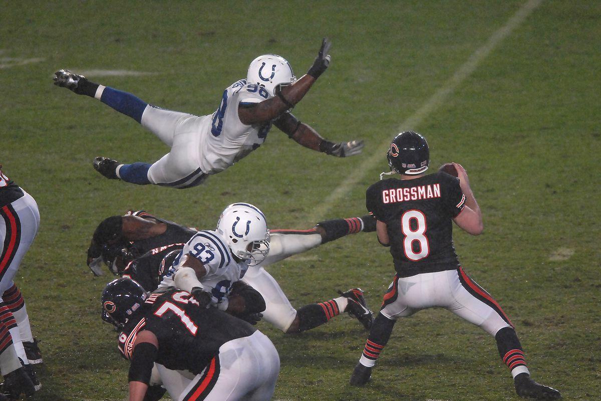 Super Bowl XLI - Indianapolis Colts vs Chicago Bears