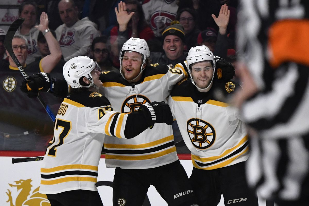 Boston Bruins 2018 19 Regular Season Schedule Released Stanley Cup