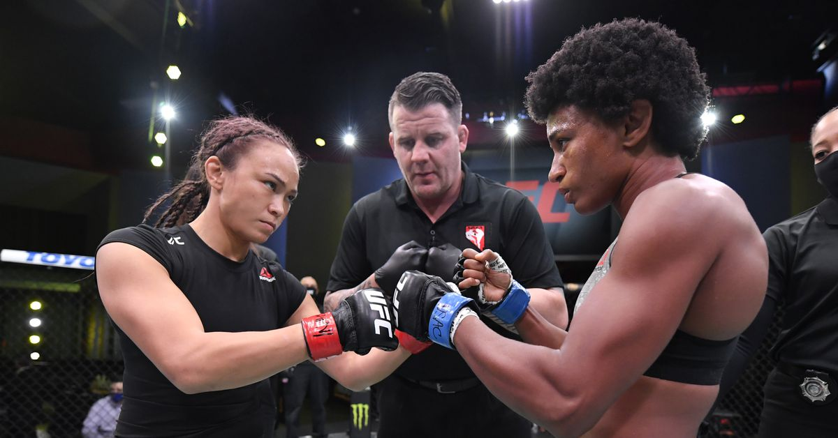 Michelle Waterson, Angela Hill deliver spectacular main event to silence doubters