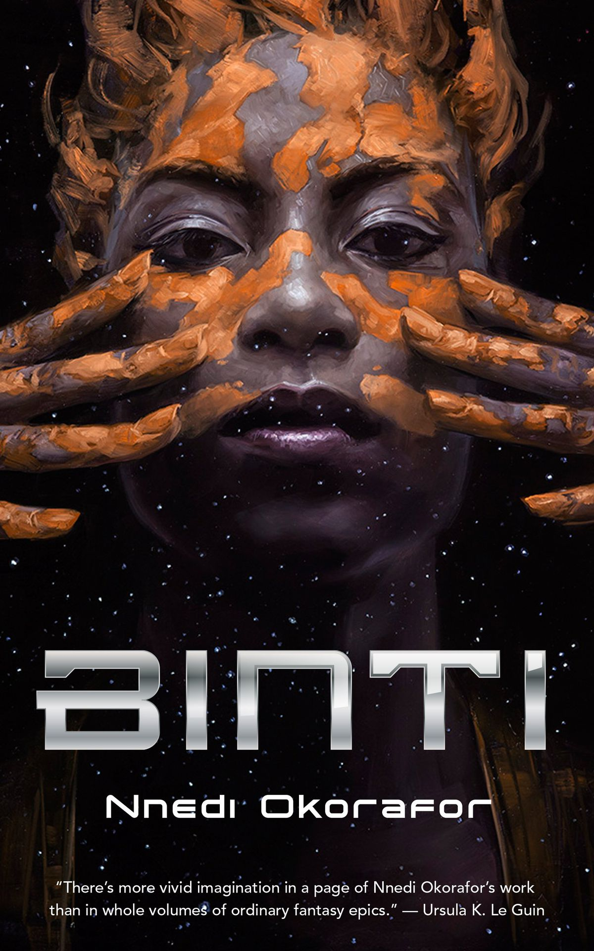 The Binti novellas are fun, bite-sized stories of