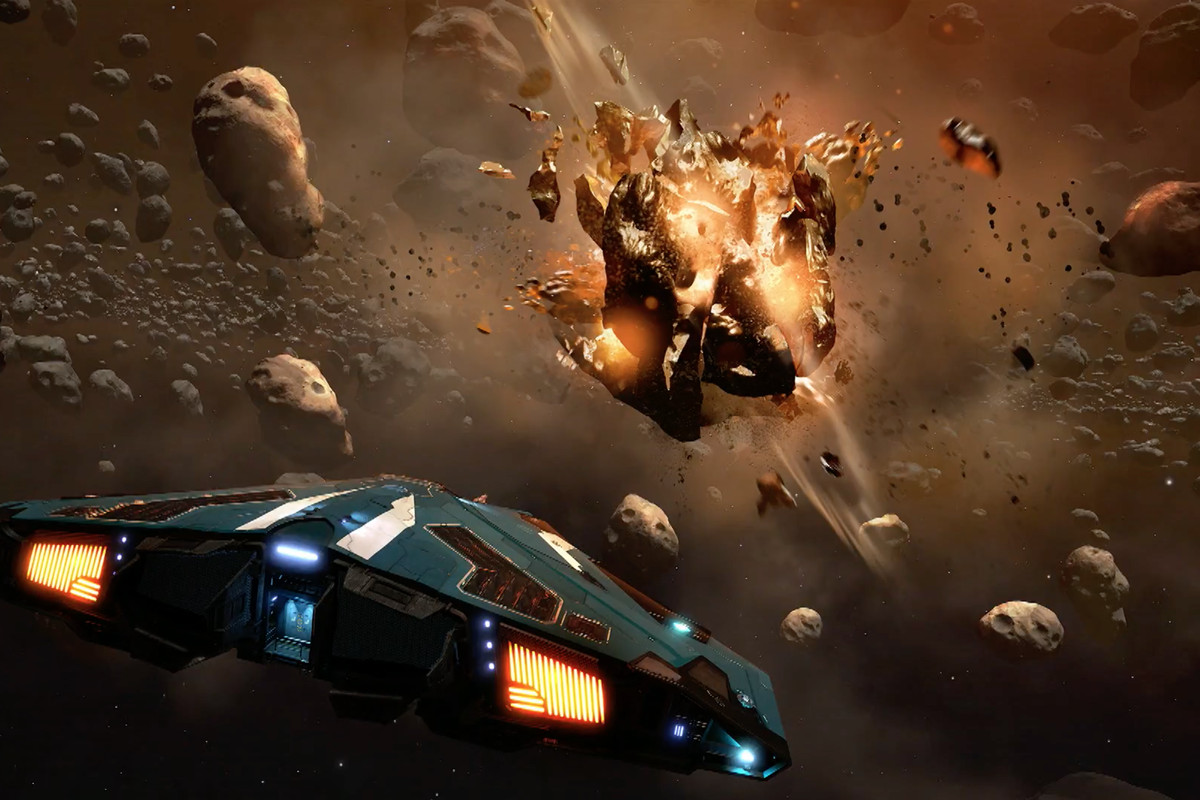 Elite: Dangerous to introduce player-owned carriers, multiplayer