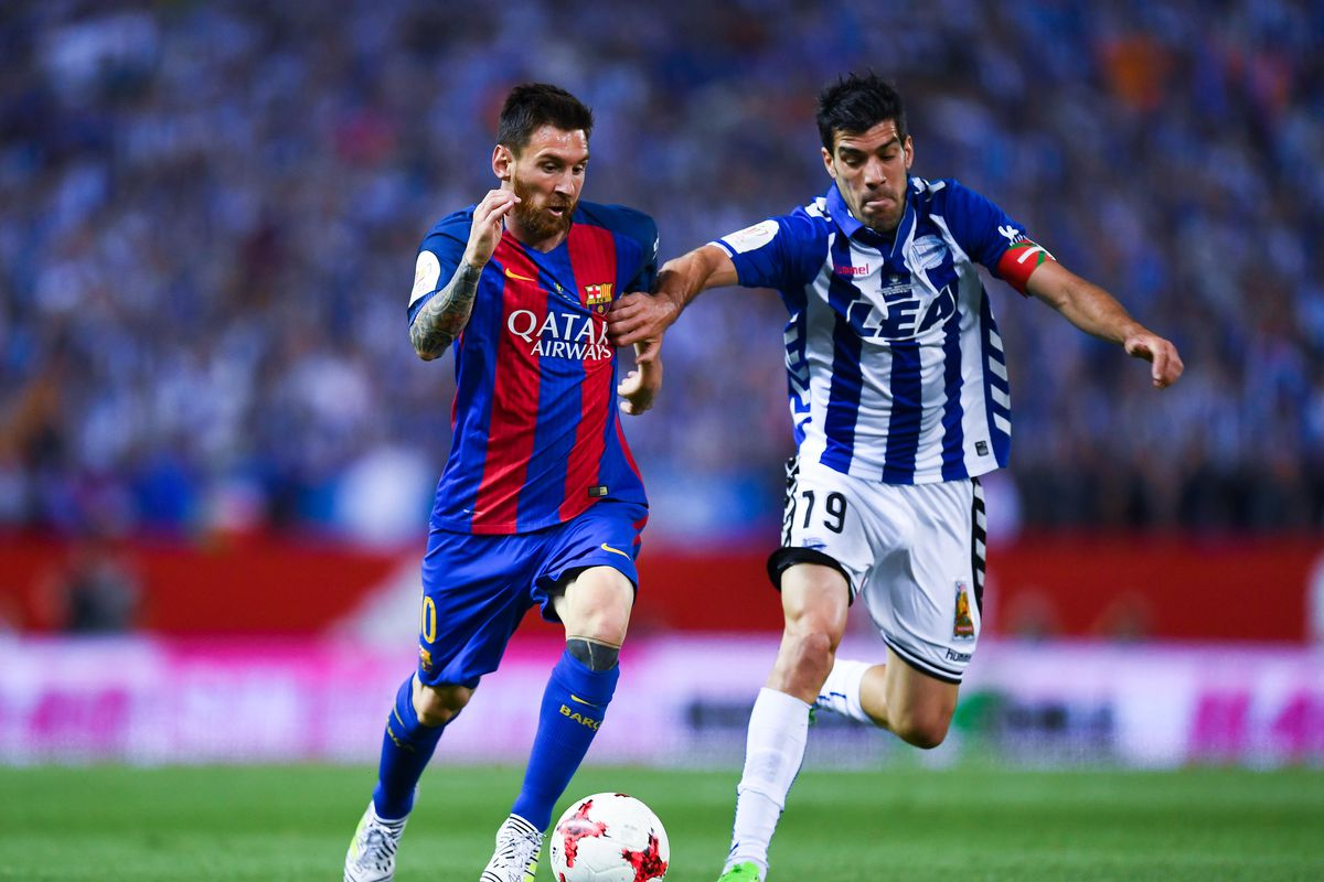 La Liga: Barcelona vs. Alavés; Team News, Match Preview ...