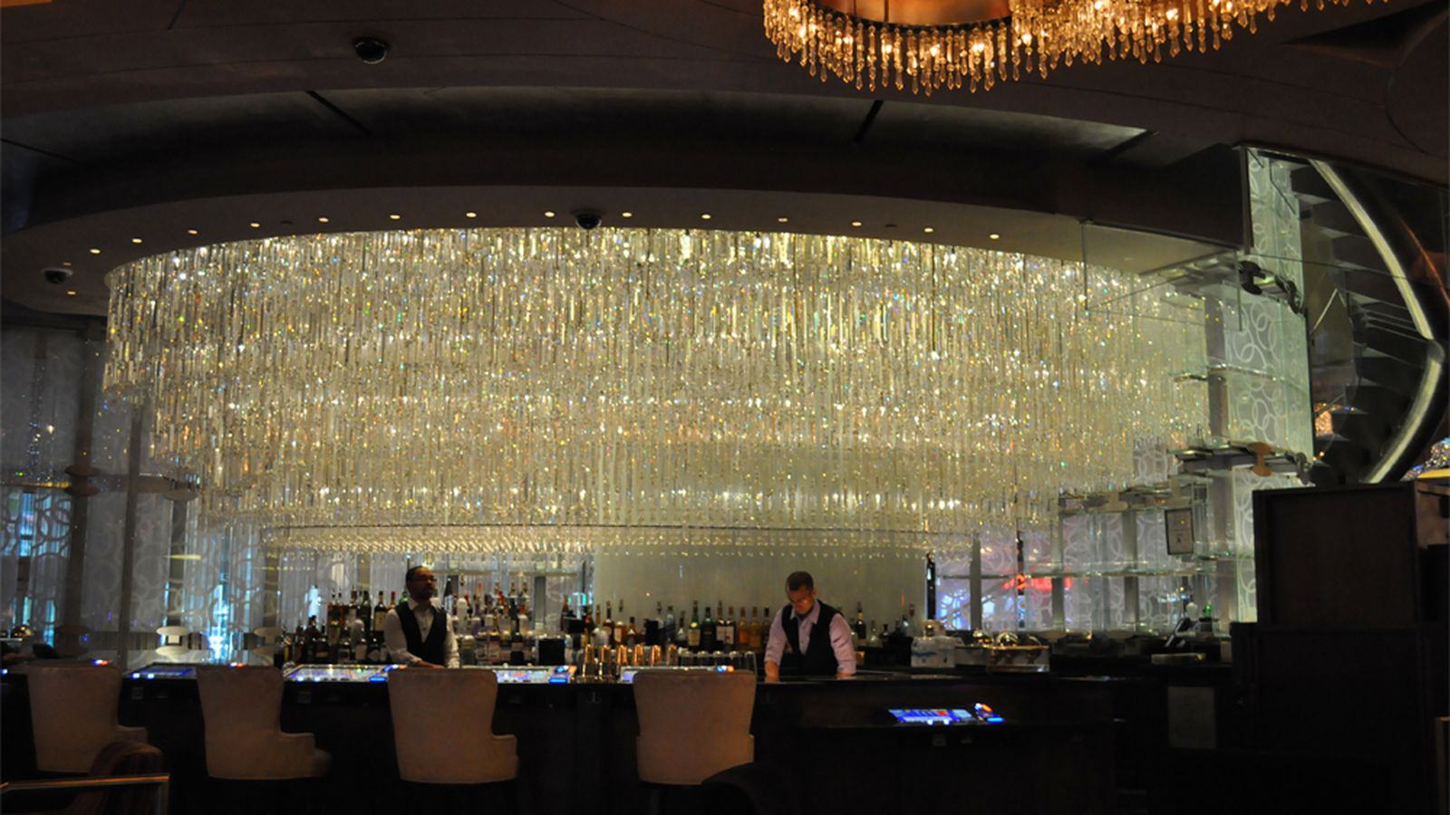The Chandelier Bar Re Opens With