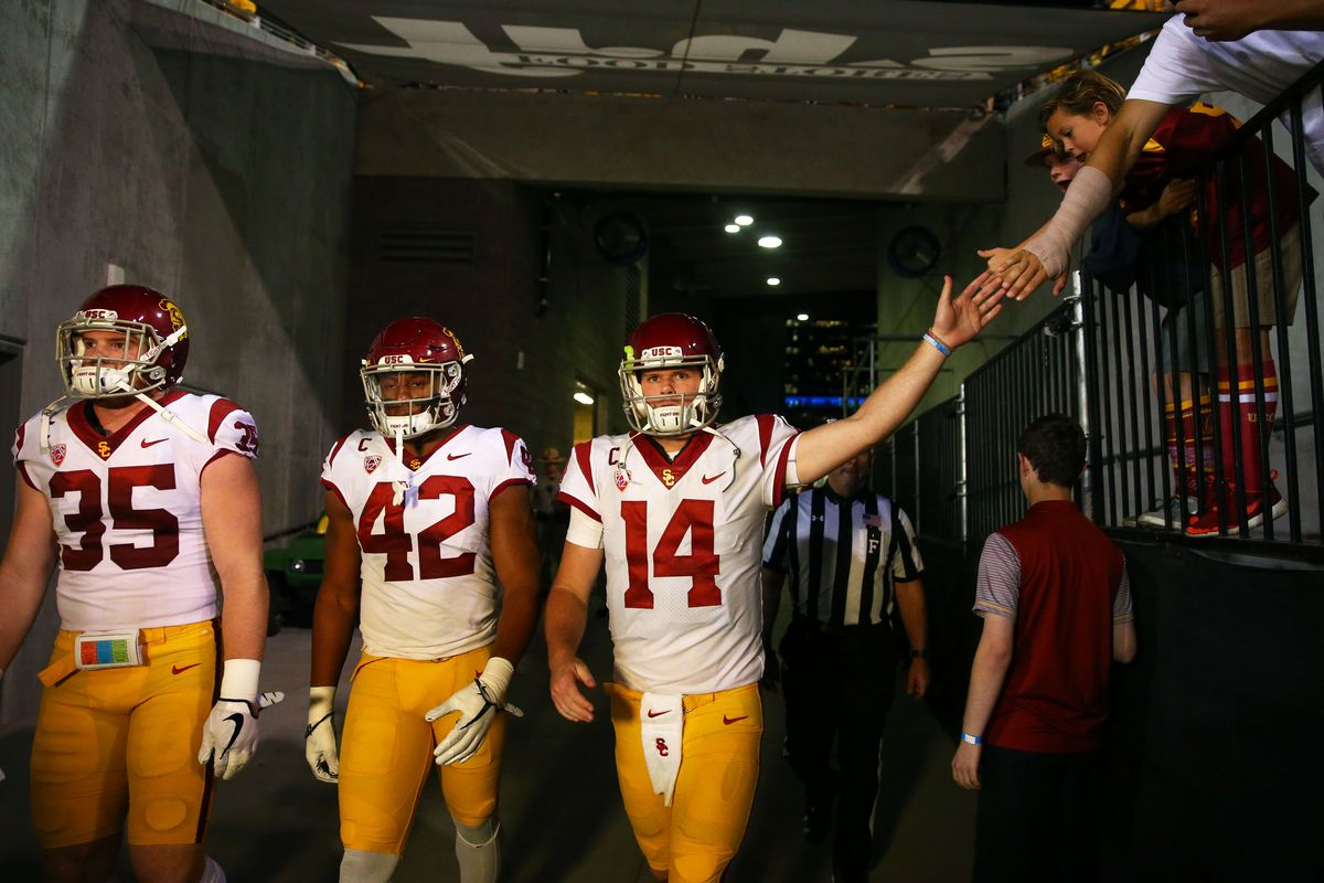 Ucla Vs Usc 2017 Live Stream Time And How To Watch Online